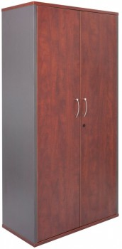 Executive Storage Cupboard - Birch Colour