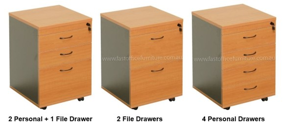 Office Drawers On Wheels
