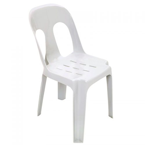 Norfolk Chair, White