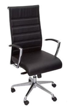 Black High Back Executive Chair Sydney