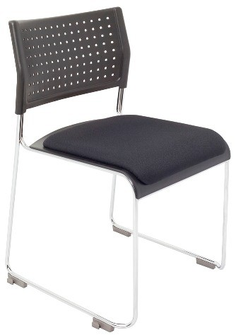 Tina Visitor Chair No Arms Fast Office Furniture