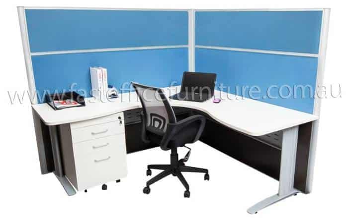 1650mm High Blue Screens