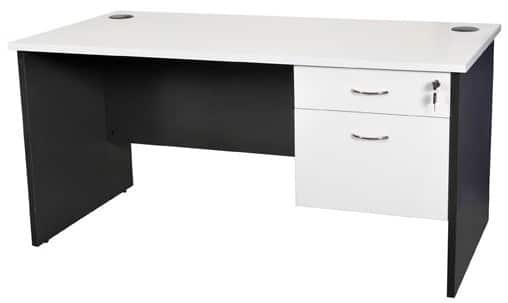 White Office Desk Perth