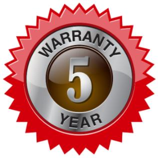 Fast Office Furniture 5 Year Warranty