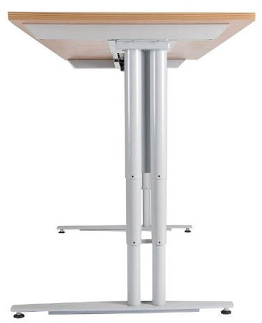 Rize Height Adjustable Desk 1