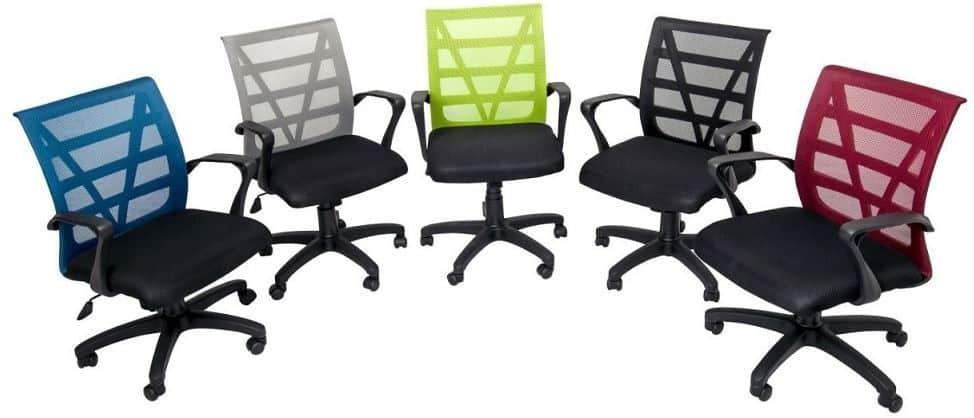 Chair And Desk · Levi Colour Options