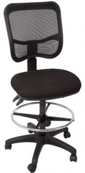 Stradbroke Mesh Drafting Chair