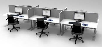 Desk Cluster