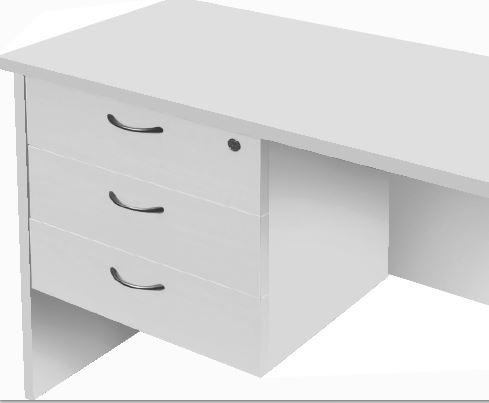 Rapidline grey drawers