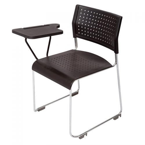 Tina Chair with Tablet Arm