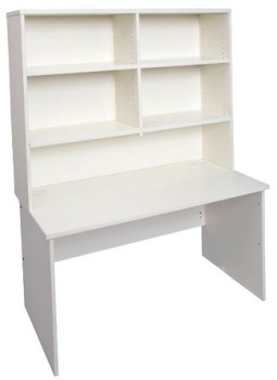White Stude Desk Package