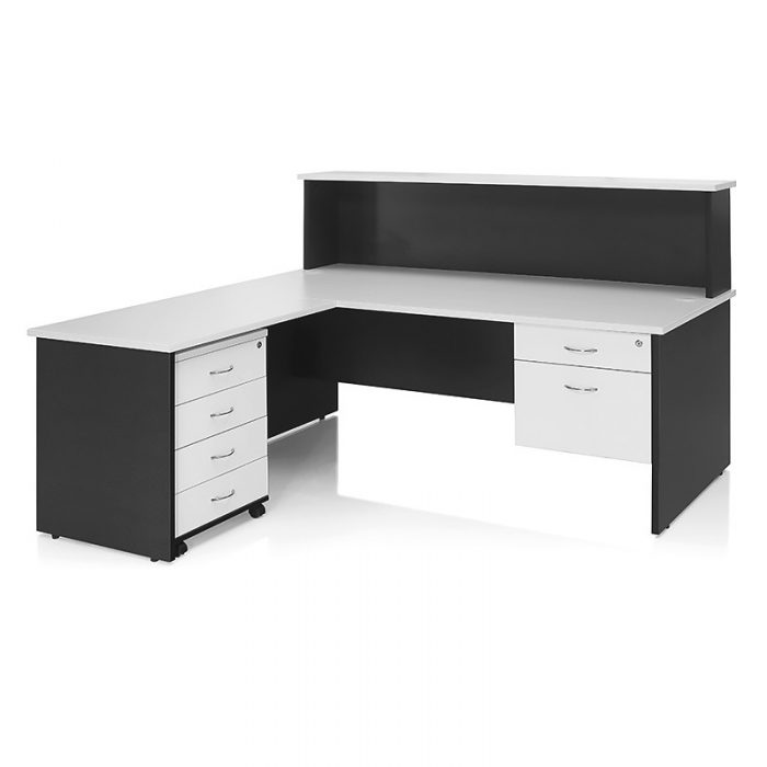 Chill Desk and Cowl with Optional Return and Drawers
