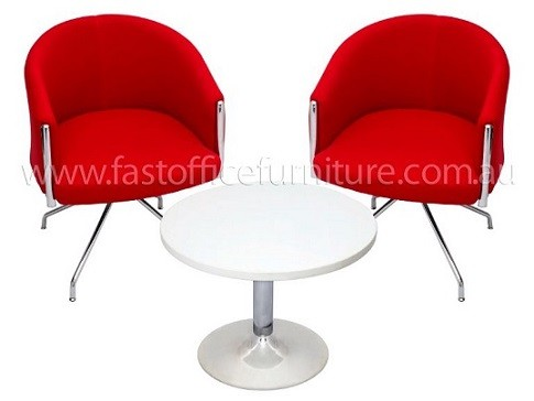 Reception furniture package