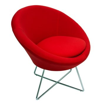 Tarryn Chair, Red