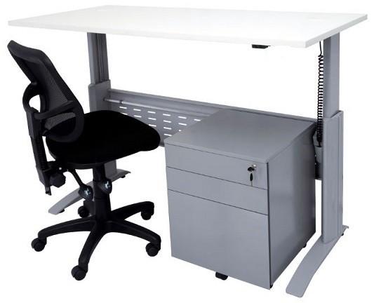 High desk