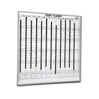 Magnetic White Board Yearly Planner