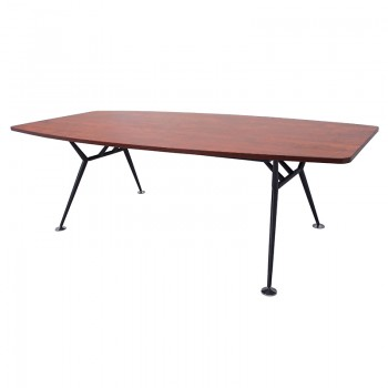 Executive Urban Boat Shaped Table