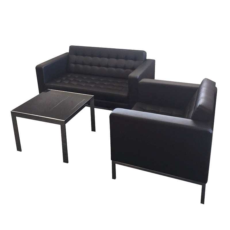 Coffee Table And Chair: NICOLE CHAIR, NICOLE 2 SEATER AND SACHI COFFEE TABLE