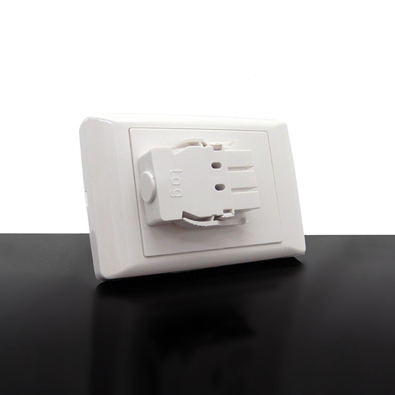 SOFT WIRE WALL STARTER SOCKET. Fast Office Furniture Warranty