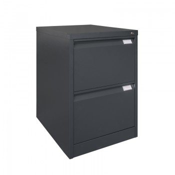 EKO 2 Drawer Metal Filing Cabinet