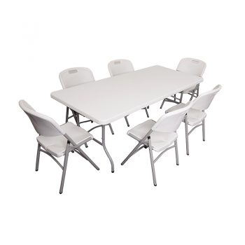 Jason Table and Jesse Chair Package