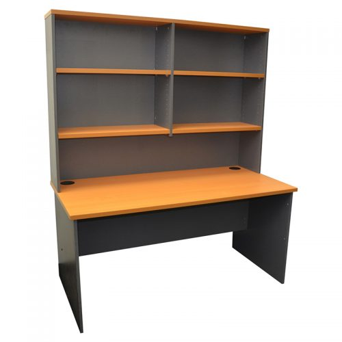 Function Desk and Hutch Package