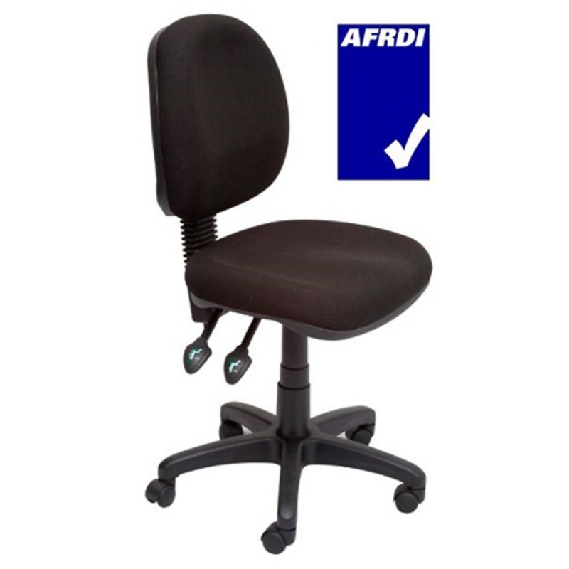 seating solutions eco range task chair medium back fast office