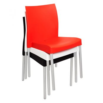 Angela Chair, Stacking
