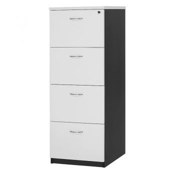 Chill 4 Drawer Filing Cabinet