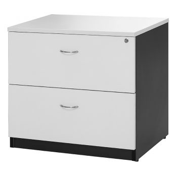 Chill lateral 2 Drawer Filing Cabinet
