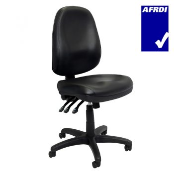 Coochie Chair, Man-Made Leather