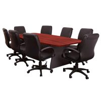 Executive Meeting Table and Bribie Chair Package