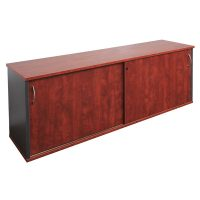 Executive Sliding Door Credenza