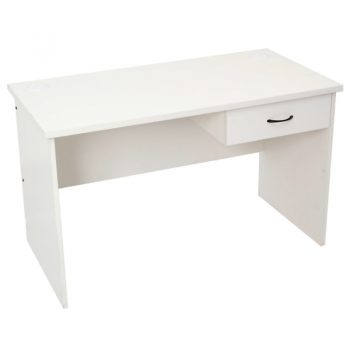 Function Student Desk with Optional Single Drawer
