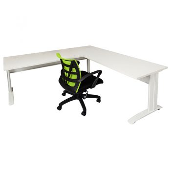 Levi Chair, Space System Desk and Attached Return Package