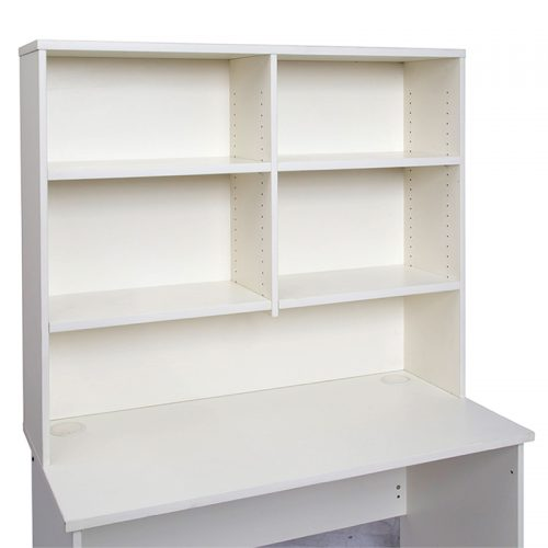 Space System Hutch, Natural White Colour