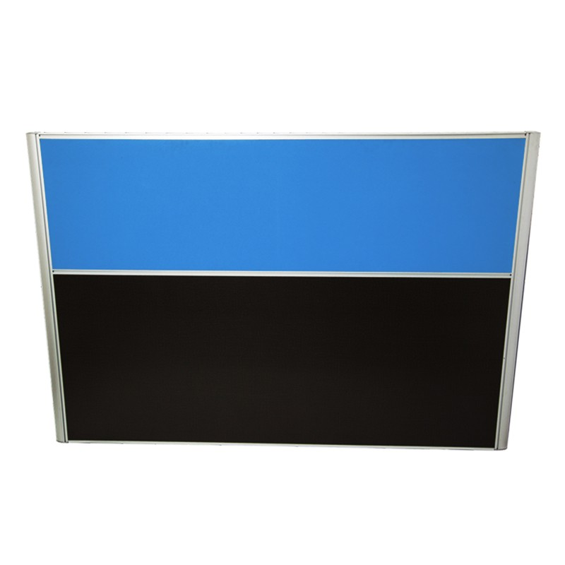 Space system screen panel 1250mm high fast office furniture for Space fabric panel