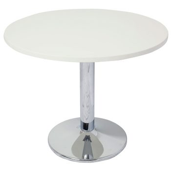 Stacey Meeting Table, Parchment Table Top