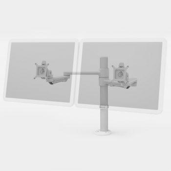 Teknik Standard Dual Monitor Arm
