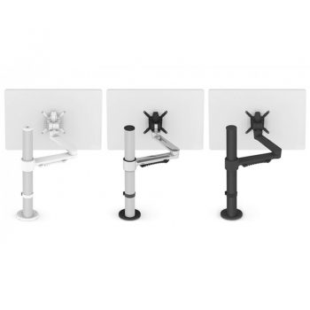 Teknik Standard Single Monitor Arm, Colour Options