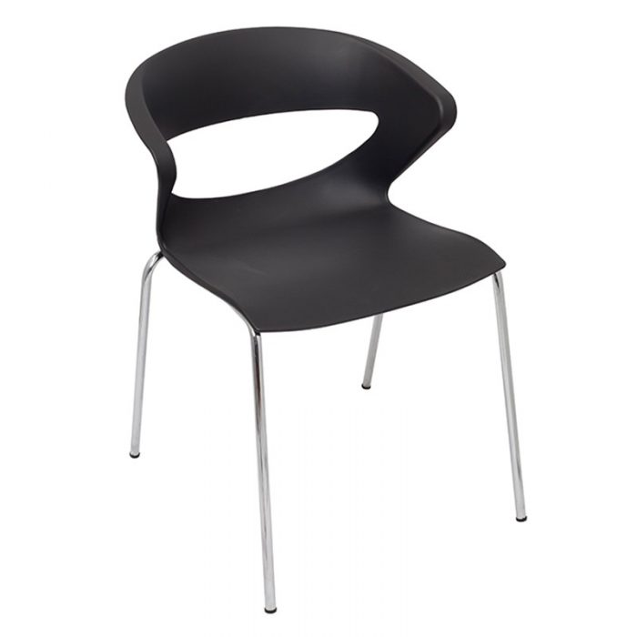Angela Chair, Black