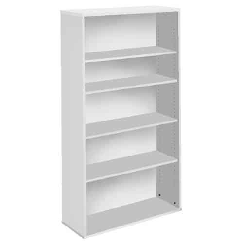 Function Bookcase, Silver Grey