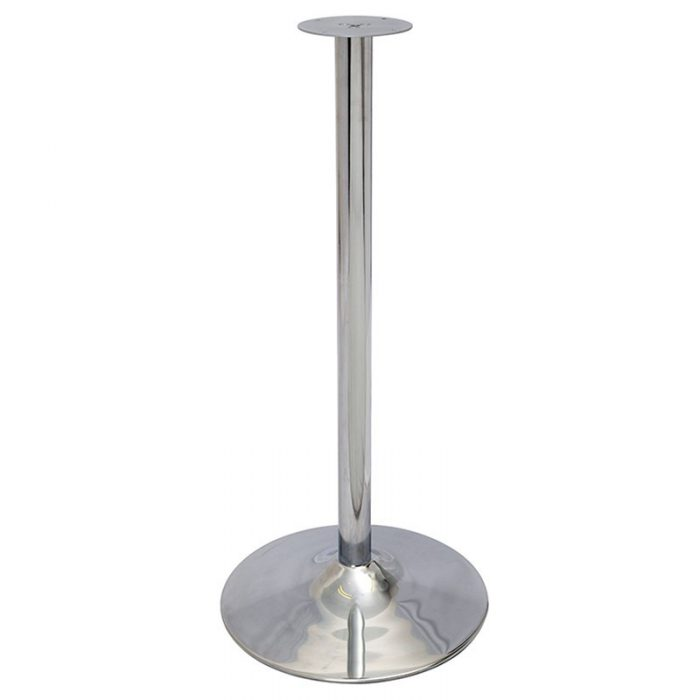 Stacey High Table Base, NoTop