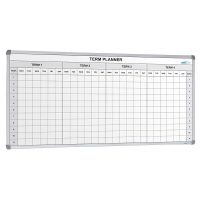 Term Planner White Board
