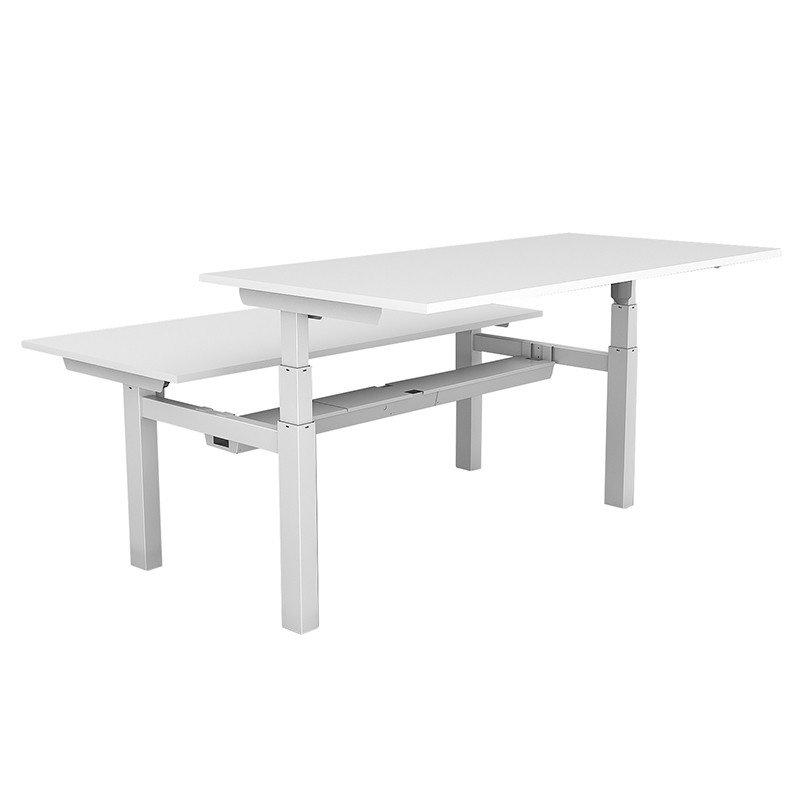 Cali Dual Electric Height Adjustable Desk Fast Office