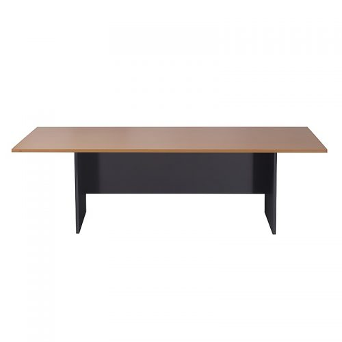 Function Meeting Table, 3200mm x 1200mm, Side View