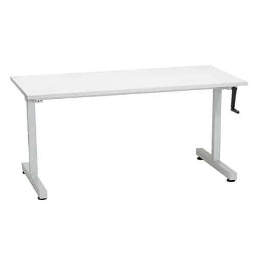 Tegan Manual Height Adjustable Desk