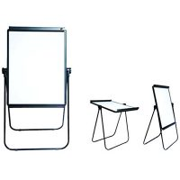 Milla Desk Top or Floor Standing Flip Chart - Options