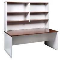 Aspect Desk with Hutch