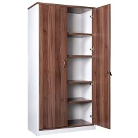 Aspect Storage Cupboard, One Door Open